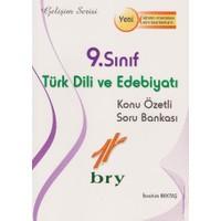Birey Eğitim Yayınları 9. Sınıf Türk Dili Ve Edebiyatı Konu Özetli Soru Bankası
