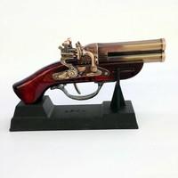 Netavantaj Silah Görünümlü Tasarım Çakmak