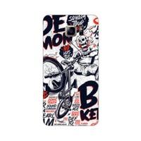 Bordo Samsung Galaxy Note 5 Kapak Kılıf Baskılı Silikon