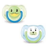 Philips Avent Avent Ortodontik 2'Li Emzik Truman
