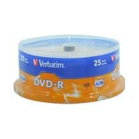 Verbatim 4.7 Gb 16X 25Li Cakebox Dvd-R