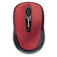 Mıcrosoft Gmf-00295 Kablosuz 3500 Dpi Optic Siyah-Kırmızı Mouse