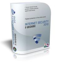 F-Secure Internet-Securıty 2010 1 Kullanıcılı 1 Yıl
