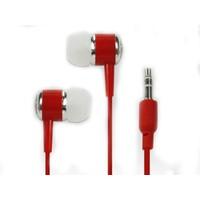 Bewell Bk-2362 Kırmızı Kulak İçi Kulaklık