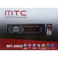 Mtc Mt-3002 Usb,Sd Uzaktan Kumandalı Dijital Fm Radyo Oto Teyp