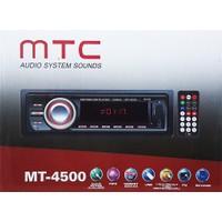 Mtc Mt-4500 Usb,Sd Uzaktan Kumandalı Dijital Fm Radyo Oto Teyp
