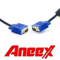 Aneex E-Cv5M 5 Metre Siyah Vga To Vga Kablo
