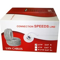 C.Speeds Lıne Cat5 Utp 305M Network Kablo Ag-C5305