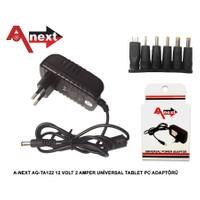 Aneex Ag-Ta122 12 Volt 2 Amper Universal Tablet Pc Adaptörü