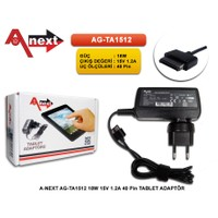 Aneex Ag-Ta1512 15 Volt 1.2 Amper Asus Tablet Pc Adaptörü