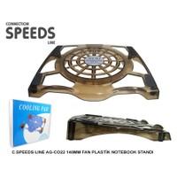 C.Speeds Lıne Ag-Co22 140Mm Fan Plastik Notebook Standı
