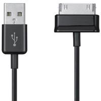 C.Speeds Lıne Ag-Tdk01 1Metre Samsung Galaxy Tab Usb 2.0 Siyah Data Kablo