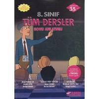 Esen Yayınları 8. Sınıf Tüm Dersler Konu Anlatımlı