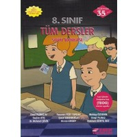 Esen Yayınları 8. Sınıf Tüm Dersler Soru Bankası