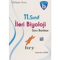 Birey Eğitim Yayıncılık 11. Sınıf İleri Biyoloji Soru Bankası - Orta Düzey B