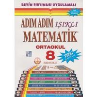 Işıklı Yayıncılık Adım Adım Işıklı Matematik-8