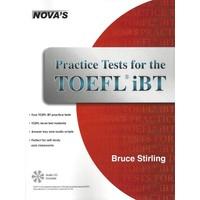 Nova'S Practice Tests For The Toefl İbt +Cd
