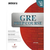 Nova'S Gre Prep Course +Software
