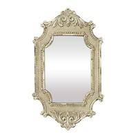Eskitme Provence Dikdörtgen Ayna