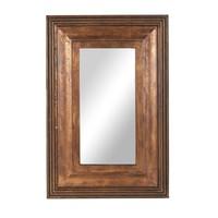 El Yapımı Ahşap Çerçeveli Büyük Ayna