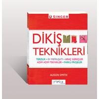 Singer Dikiş Teknikleri Kitabı
