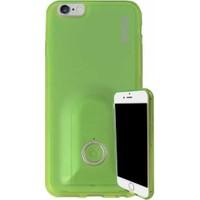 """IPG Apple iPhone 6 6S 4.7"""" vSelfie Arka Kılıf (Yeşil) Özçekim için"""