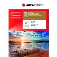 Agfa Photo İnkjet Kağıt A3 Glossy(Parlak)
