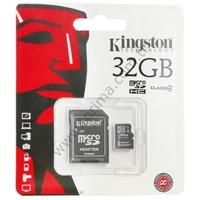 Kingston SDC4 32GB Hafıza Kartı