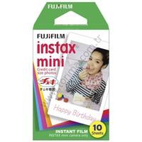 Fuji İnstax Mini 1X10 Sheet Fotoğraf Filmi
