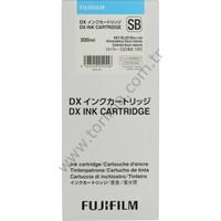 DX100 Yazıcı için Fujifilm Mavi (Sky Blue) Mürekkep Kartuşu