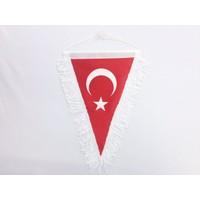 Gönder Bayrak - Türk Takdim Flama (20x30 cm)