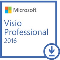 Microsoft Visio Professional 2016 Dijital İndirilebilir Lisans D87-07114