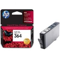 HP 364 CB317E Photo Siyah Orjinal Kartuş / HP Photosmart B8550 / C53244 / C5380 / C63244 / C6380 / D5460 / 5510 Kartuş