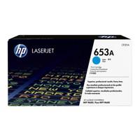 HP 653A / CF321A / M651 / M680 Mavi Orjinal Toner