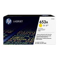 HP 653A / CF322A / M651 / M680 Sarı Orjinal Toner