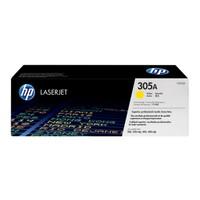 HP 305A / CE412A / Pro 400 M351 / M451 / M475 Sarı Orijinal Toner