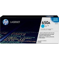 HP 650A / CE271A / M750 / CP5525 / CP5520 Mavi Orjinal Toner