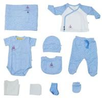 Caramell 2800 Bebek 10 lu Hastane Çıkış Seti