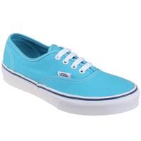 Vans Authentic Mavi Beyaz Unisex Çocuk Sneaker Ayakkabı