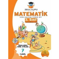 Zeka Küpü Yayınları 3. Sınıf Matematik Konu Anlatımlı Soru Bankası