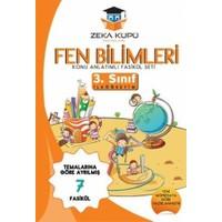 Zeka Küpü Yayınları 3. Sınıf Fen Bilimleri Konu Anlatımlı Soru Bankası