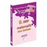 Karekök Yayınları 6.Sınıf Matematik Soru Bankası