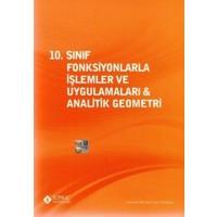 Sonuç Yayınları 10. Sınıf Fonksiyonlarla İşlemler Ve Uygulamaları & Analitik Geometri