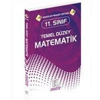 Karekök Yayınları 11.Sınıf Temel Düzey Matematik Konu Anlatımlı