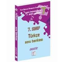 Karekök Yayınları 7.Sınıf Türkçe Soru Bankası