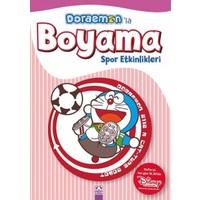 Doraemon'La Boyama Spor Etkinlikleri