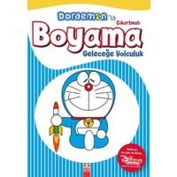 Doraemon'La Çıkarmalı Boyama Geleceğe Yolculuk