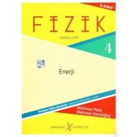 Karaağaç Yayınları 9. Sınıf Fizik Fasikülleri 4 ( Enerji)