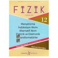 Karaağaç Yayınları Adım Adım Fizik Fasikülleri 12