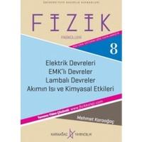 Karaağaç Yayınları Adım Adım Fizik Fasikülleri 8